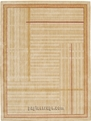 Somerset ST17 Gold Rug by Nourison