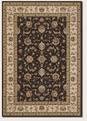 Soraya Chocolate 5736/3767 Everest Area Rug by Couristan