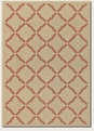 Sorrento 3077/0011 Five Seasons Outdoor Area Rug by Couristan