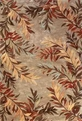 Sparta Tropical Branches 3144 Sage Area Rug by Kas