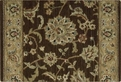 Sultana SU-21 Brownstone Traditional Persian Custom Runner
