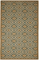 Swing SG-452 Blue Area Rug by Rizzy