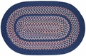 Tapestry TA-12 Sailor Blue Area Rug by Rhody