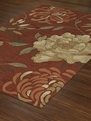 TE19 Paprika Terrace Outdoor Area Rug by Dalyn