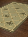 TE22 Fern Terrace Outdoor Area Rug by Dalyn