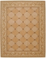 Vallenncierre VA21 GLD Gold Area Rug by Nourison