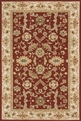 Veranda VR-03 Burgundy Outdoor Area Rug by Momeni
