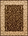 Versailles Palace VP43 Chocolate Rug by Nourison