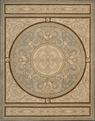 Versailles Palace VP48 Blue Area Rug by Nourison