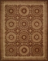 Versailles Palace VP50 Brick Area Rug by Nourison