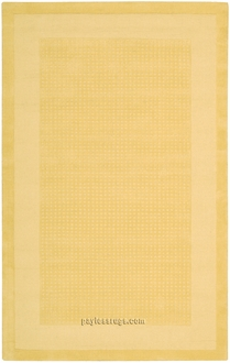 Westport WP30 Yellow Area Rug by Nourison