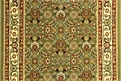 World WO07 Olive Traditional Carpet Stair Runner