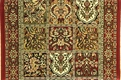 World WO08 Wine Traditional Carpet Stair Runner