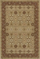 Zarin ZR-01 Gold Area Rug by Momeni