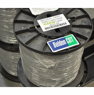 1000 feet Belden Datatwist 1701A Gray Plenum Cat 5e Solid Network Cable