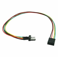 12 Inch 4 Pin Male/Female PWM Fan Extension Cable