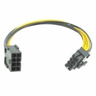 12 inch 8 pin PCI Express extension cable