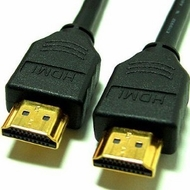 5 Foot High Speed w/Ethernet 28awg HDMI Cable - Black