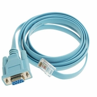 6 Foot Cisco Console Cable DB9 Female to RJ45 Male (72-3383-01)