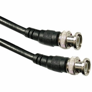 6 Foot RG59 Male / Male BNC Cable (BNC-6)