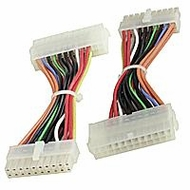 6 inch 24 Pin Power Supply to 20 Pin Motherboard Cable