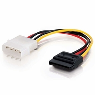 "6 inch Serial ATA to 5.25"" Power Adapter Cable ( SATA )"