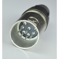 7 Pin XLR Male Connector