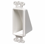 Arlington CED1 Scoop Reversible Low-Voltage Cable Entrance Plate