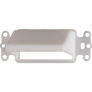 Arlington Horizontal Reversible Low-Voltage Cable Entrance Plate