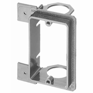 Arlington Industries LVMB1, Single Gang Low Voltage Mounting Bracket