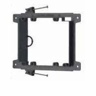 Arlington Industries LVN2, Double Gang Low Voltage Nail-In Mounting Bracket