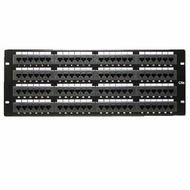 Cat5e 110 Type Patch Panel 96 Port Rackmount