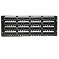 Cat6 110 Type Patch Panel 96 Port Rackmount