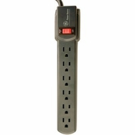 GE JASHEP56223 6-Outlet Grounded Power Strip