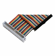 GPIO 4 Inch Ribbon Extension Cable for Raspberry Pi A-Plus/B-Plus/Pi 2/Pi Zero with 40pins