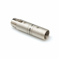 HOSA Mic Ground Lifter XLR 3 Pin Female to XLR 3 Pin Male