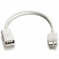 Micro USB 3.0 OTG Host Adapter Cable for Samsung Galaxy Note 3 4 S4 S5