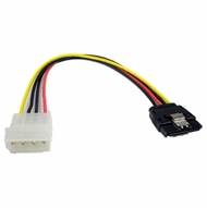 "8"" SATA II Power Cable with Latch"