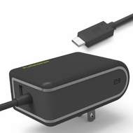 Puregear 10870VRP USB-A to USB-C� Travel Wall Charger (Black)