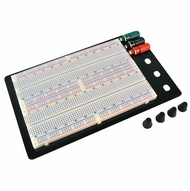 SOLDERLESS BREADBOARD - 1660 TIE POINTS