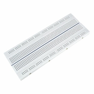SOLDERLESS BREADBOARD - 840 TIE POINTS