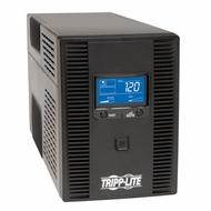 Tripp Lite SMART1500LCDT 1500VA UPS Smart LCD Tower Battery Back Up 120V