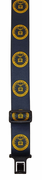 "2"" US Air Force Gold on Navy  - 48"""