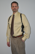 Perry 1811 Shoulder Harnesses