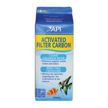 API Activated Filter Carbon 14oz