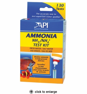 API Ammonia Test Kit
