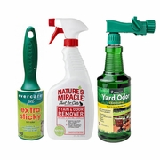 Clean Up & Odor