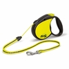Flexi Neon SM Retractable Cord Leash 16 ft