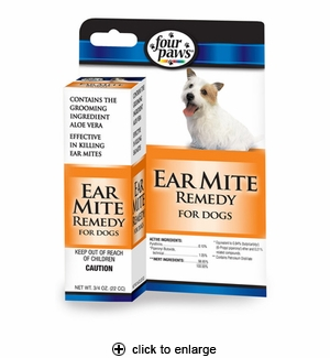 Ear Mite Remedy For Dogs Reviews