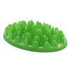 Green Interactive Slow Dog Feeder